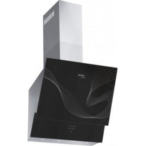 Gorenje DVG6565KRB 60cm Wall-mounted Chimney Cooker Hood