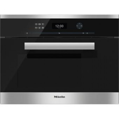 Miele DG6401 CleanSteel Built-in Steam Oven