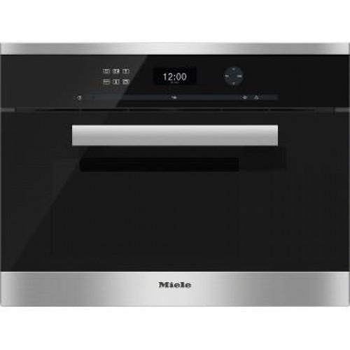 MIELE DG6401 CleanSteel 嵌入式電蒸烤箱