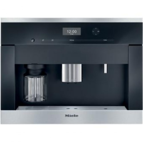 MIELE CVA6401 CleanSteel Built-In Coffee Machine