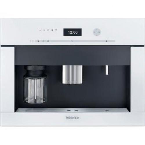 MIELE CVA6401 BrilliantWhite Built-In Coffee Machine