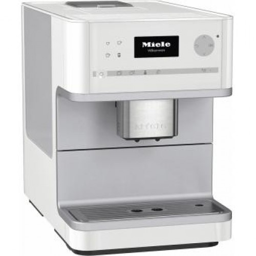 Miele CM6110 BrilliantWhite Countertop coffee machine