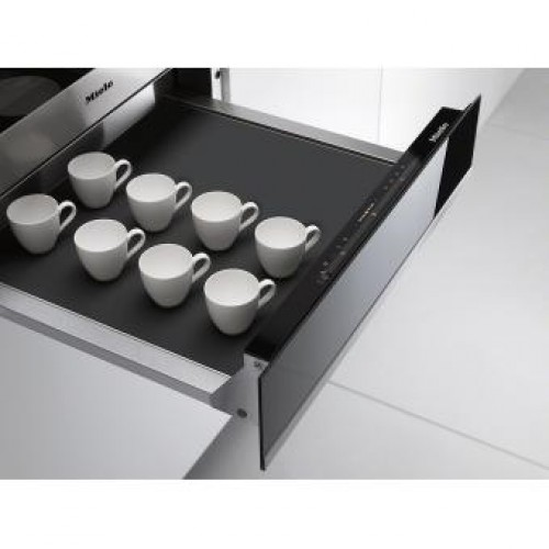 Miele ESW6214 CleanSteel 14 cm Gourmet Warming Drawer