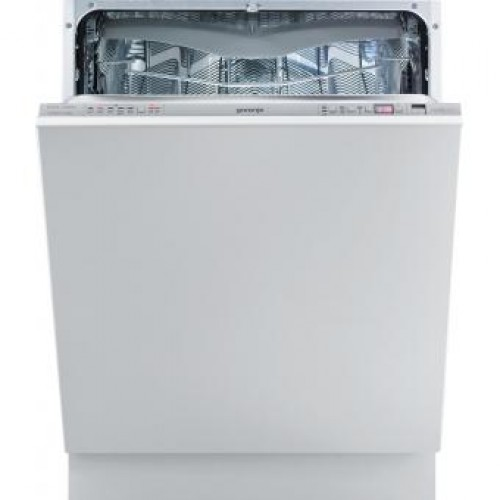 Gorenje GV65324XV 60cm Built-in Fully-integrated Dishwasher
