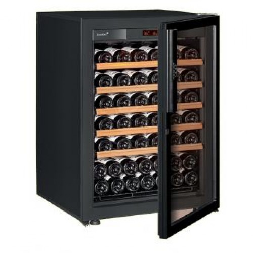 EuroCave S-PURE-S-5S-G Pure Range Double Temperature Zone Wine Coolers(Glass Door)