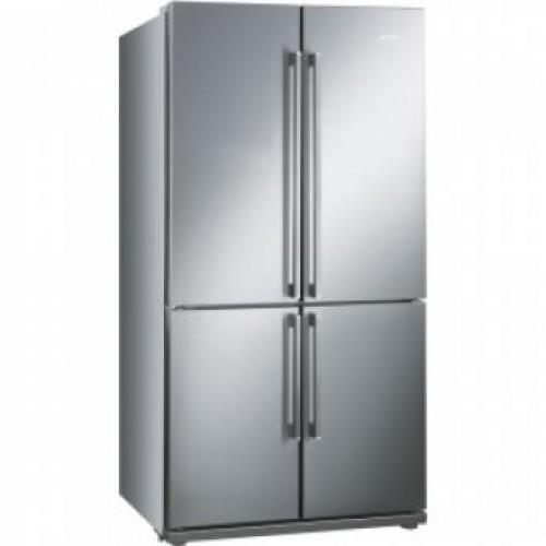 SMEG FQ60XP 92cm Double Side by Side Refrigerator/Freezer