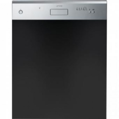 SMEG PL521X 60cm Partially-integrated Dishwasher