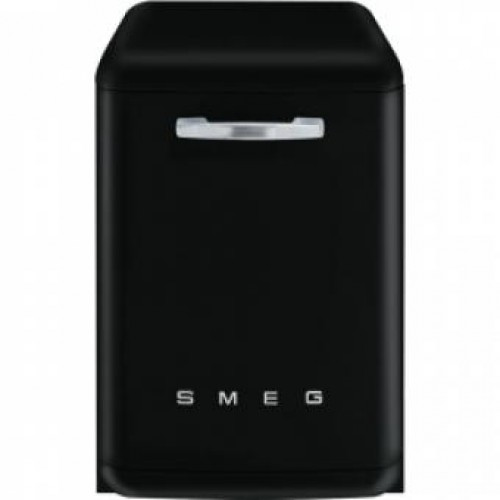 SMEG BLV2NE-2 60CM 50's Retro Style Freestanding Dishwasher(Black)