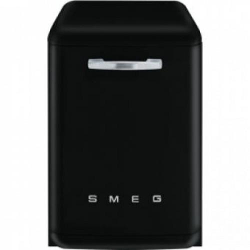 SMEG BLV2NE-2 60CM 50年代復古獨立式洗碗機(黑)
