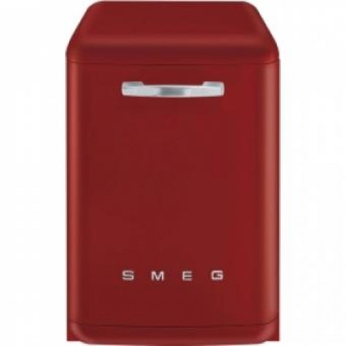 SMEG BLV2R-2 60CM 50年代復古獨立式洗碗機(紅)