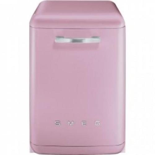 SMEG BLV2RO-2 60CM 50's Retro Style Freestanding Dishwasher(Pink)