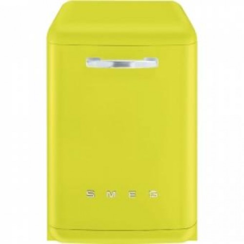 SMEG BLV2VE-2 60CM 50's Retro Style Freestanding Dishwasher(Lime Green)