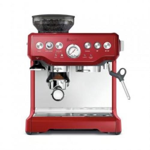 Breville BES870CRN 複合式研磨濃縮咖啡機