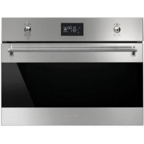 Smeg SF4390VCX Classic Aesthetic 60厘米內置式蒸爐