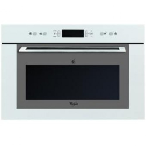 WHIRLPOOL AMW735/WH Microwave Oven with Grill