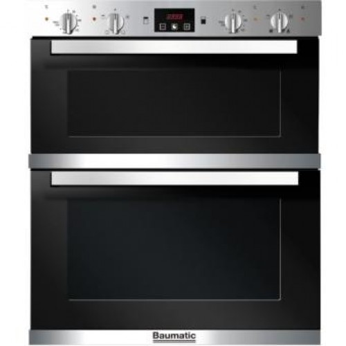 Baumatic BO796.5SS Built-under Eletric Double Oven