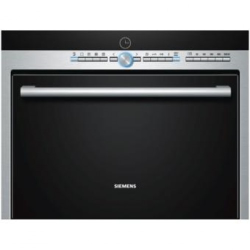 SIEMENS HB86K575  Built-in combination oven with microwave