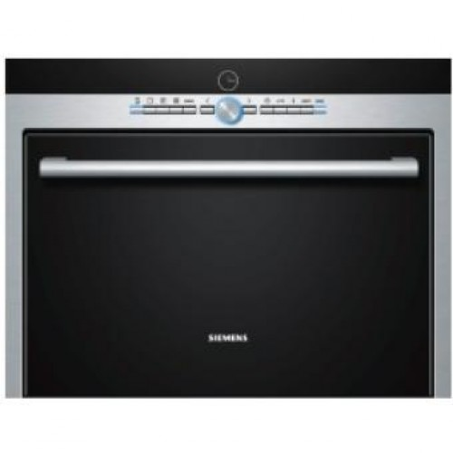 SIEMENS  HB26D555 38L BUILT-IN STEAM OVEN