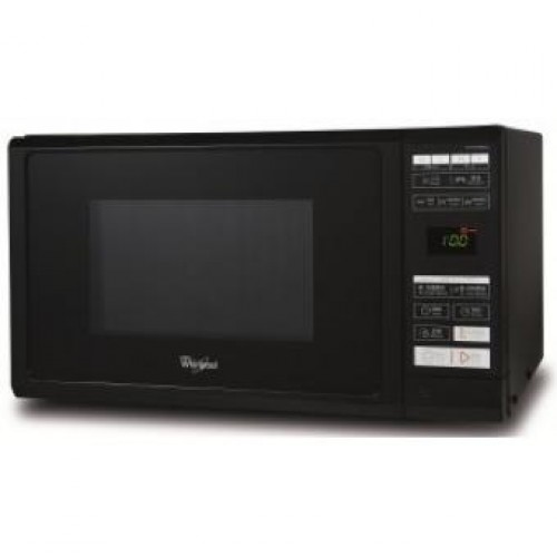 WHIRLPOOL MWF863 23L TOUCH-SENSING MICROWAVE WITH GRILL(BLACK)