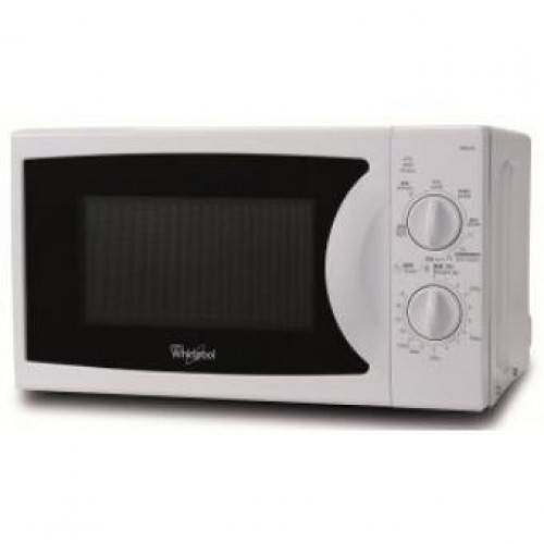 WHIRLPOOL MM250 20L DIAL MICROWAVE(WHITE)