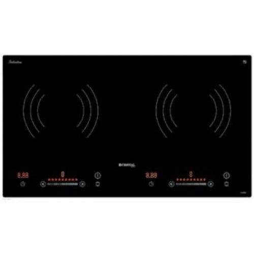 Cristal CI-298PS1 Built-In/Free Stand 2 Zones Induction Hob