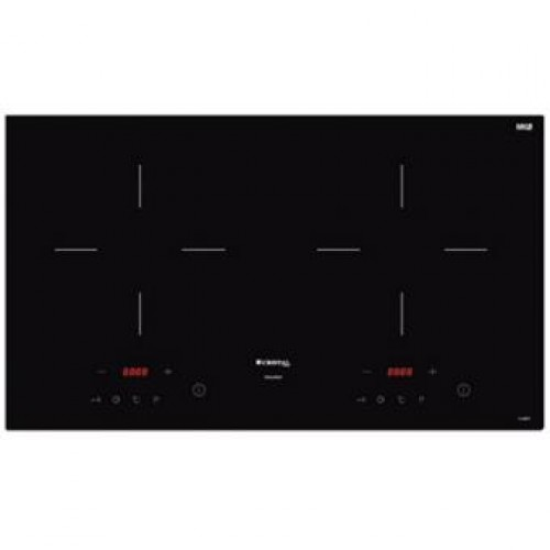 CRISTAL CI-238PS Built-In/Free Stand 2 Zones Induction Hob