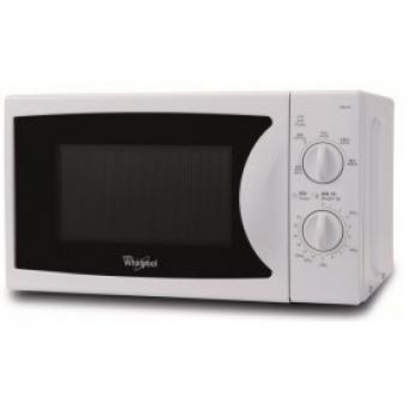 Whirlpool Mm200 20l Dial Microwave White