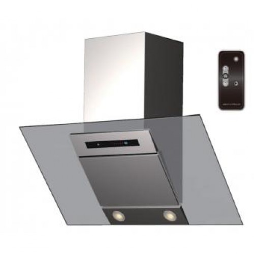 CRISTAL C9019ES 90cm Inclined Chimney hood