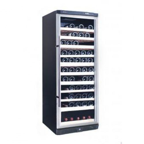 Cristal CW-100SES Single Temperature Zone Wine Cooler (121 Bottles)