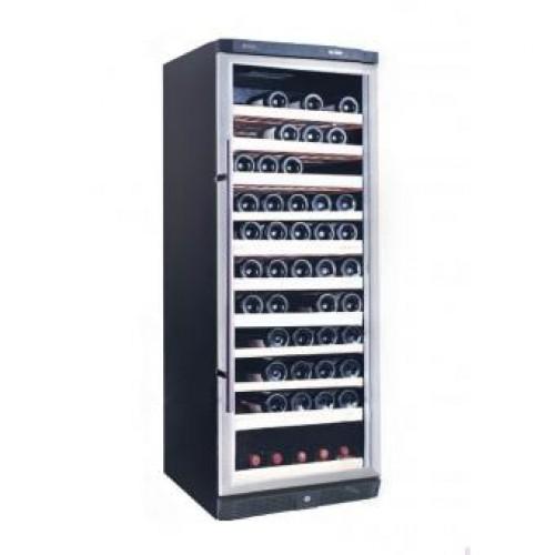 尼斯 CW-100SES 單溫區紅酒櫃 (121瓶)