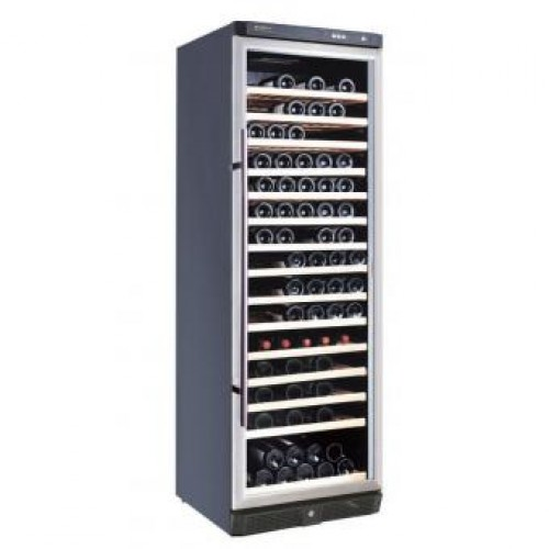 CRISTAL CW-168SES-1 Single Temperature Zone Wine Cooler (166 Bottles)