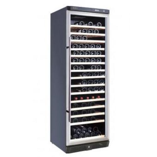 Cristal CW-168SES Single Temperature Zone Wine Cooler (166 Bottles)