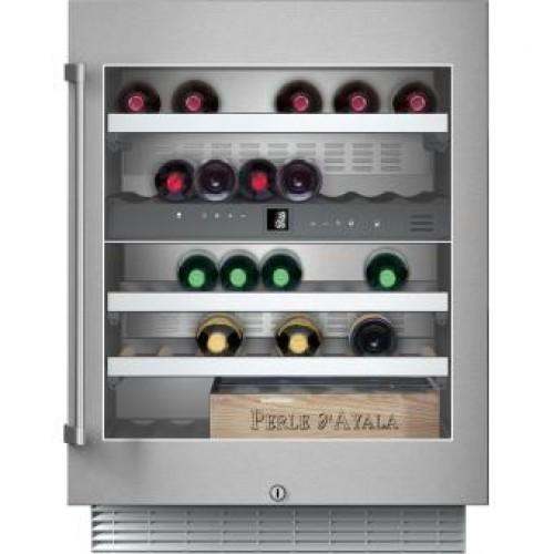 GAGGENAU RW404261 Double Temperature Zone Wine Climate Cabinet