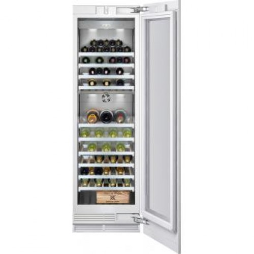 GAGGENAU RW464361 Vario Double Temperature Zone Wine Climate Cabinet