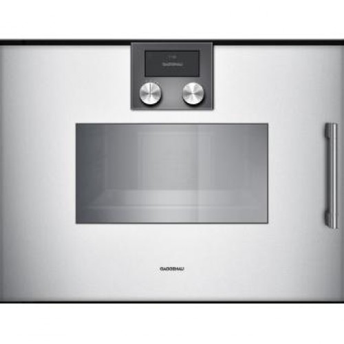 GAGGENAU BSP251130 60cm Built-in Combi Steam Oven