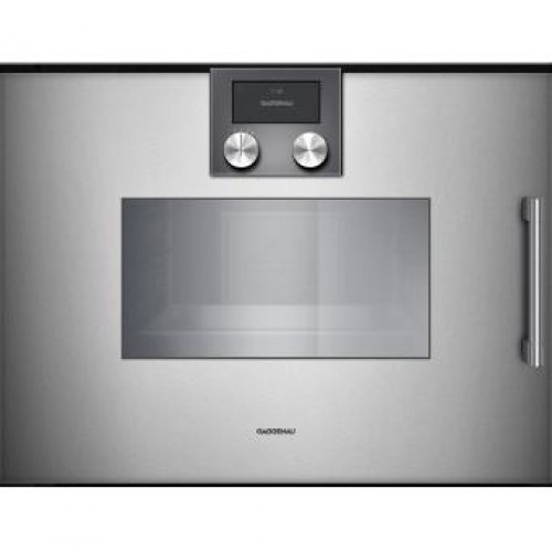 GAGGENAU BSP251110 60cm Built-in Combi Steam Oven