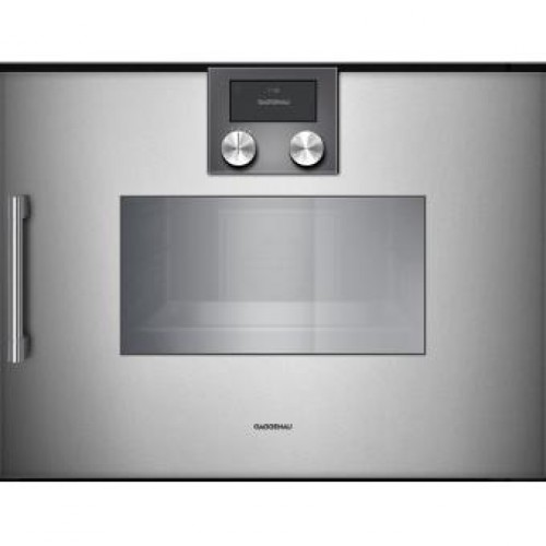 GAGGENAU BSP250110 60cm Built-in Combi Steam Oven