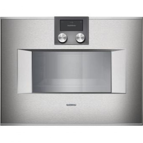 GAGGENAU BS450110 60cm Built-in Combi Steam Oven