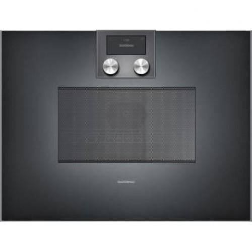 GAGGENAU BM450100 60cm Built-in Combi Microwave Oven