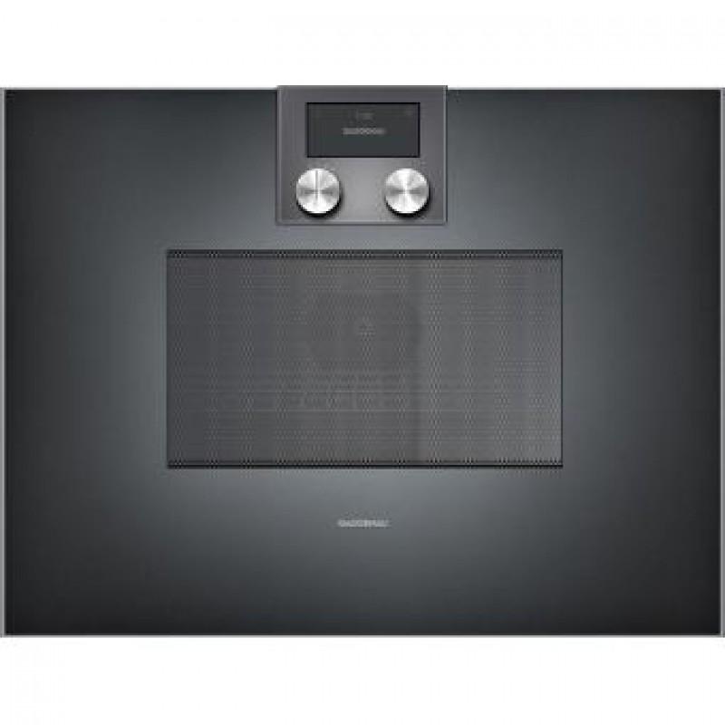 Gaggenau Bm451100 60cm Built In Combi Microwave Oven
