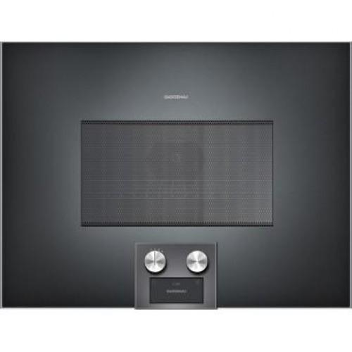 GAGGENAU BM455100 60cm Built-in Combi Microwave Oven