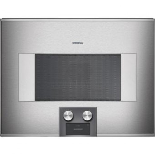 GAGGENAU BM455110 60cm Built-in Combi Microwave Oven