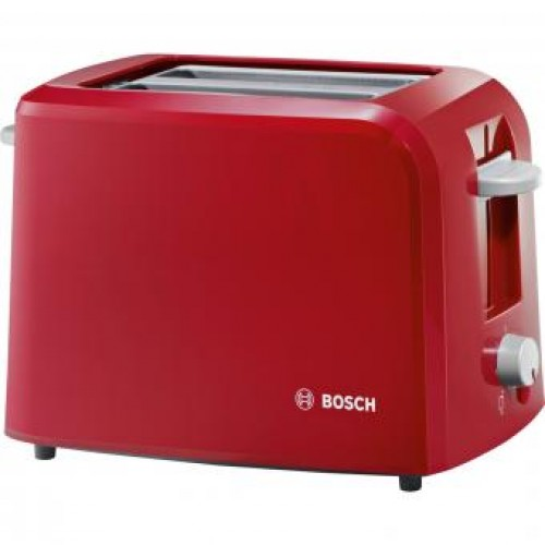Bosch TAT3A014GB Plastic Compact toaster