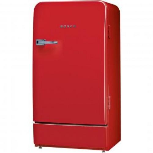 BOSCH 博世 KSL20AR30 154公升 單門雪櫃(酒紅色)
