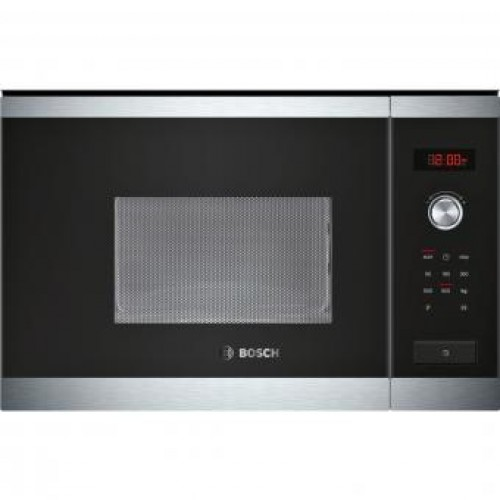 BOSCH HMT75M654B Built-In Microwave Oven