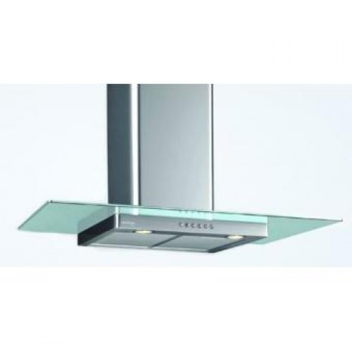 GERMAN POOL BOX 90cm Chimney Hood