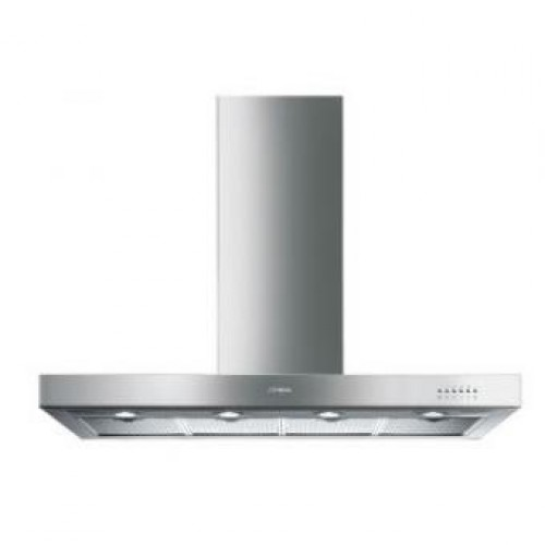 SMEG KS1250XE 120cm Wall Mounted Chimney Hood