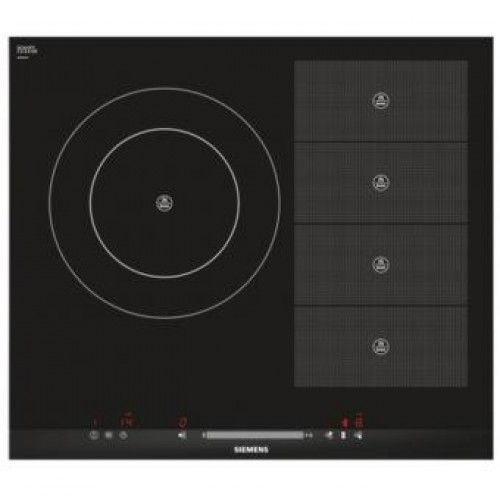 SIEMENS EH675MR17E 60CM BUILT-IN 2-ZONE INDUCTION HOB