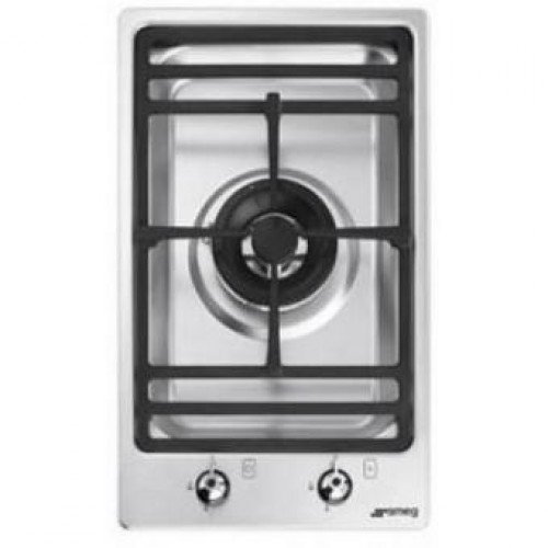 SMEG PGF31G-1T 30cm Built-in Town Gas Hobs