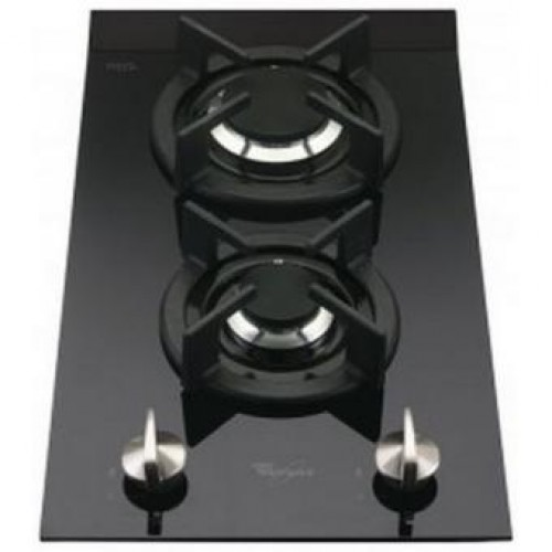 Whirlpool AVD120 30cm Built-in 2 Burners Gas Hob (with Free Standard Installation)